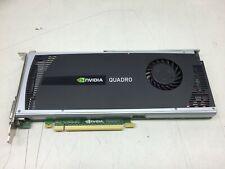 Dell Nvidia Quadro 4000 2GB GDDR5 PCI-E Graphics Card 038XNM