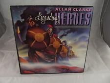 Allan Clarke Legendary Heroes Original  Press 1979