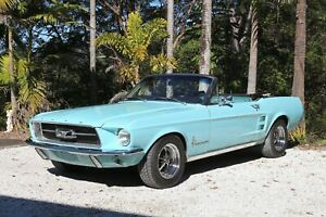 1967 Ford Mustang Convertible BGS Classic Cars Chevrolet Dodge Buick Holden
