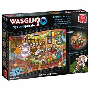 Jigsaw Puzzle Wasgij 16 BIRTHDAY SURPRISE 1000 pieces