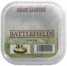 Army Painter Snow Scatter Battleground Battlefields Basing 150ML Tub TAP BF4103