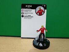 Star Trek HeroClix Away Team:The Original Series - 006 Lt. Kyle