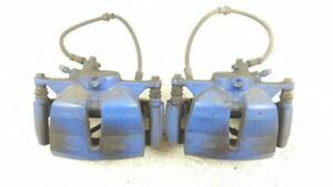 2012-2017 MK7 VOLKSWAGEN GOLF R 5G PAIR OF FRONT BRAKE CALIPERS LH RH 2.0 PETROL