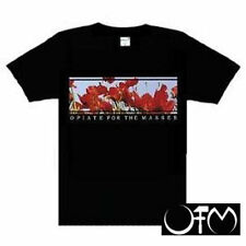 Opiate For The Masses Music punk rock t-shirt  MEDIUM NEW