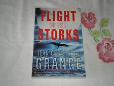 FLIGHT OF THE STORKS by JEAN-CHRISTOPHER GRANGE  +TPB+    JA