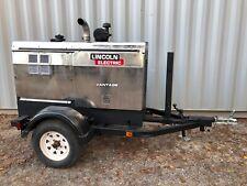 2015 Lincoln Electric Vantage 520Sd Diesel Welder/Generator