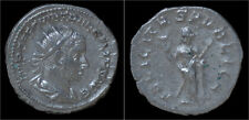 Trebonianus Gallus AR antoninianus Felicitas standing left