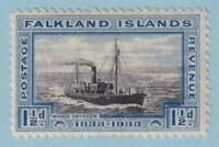 FALKLAND ISLANDS 67  MINT HINGED OG * NO FAULTS EXTRA FINE !