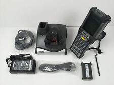 Symbol Motorola Mc9090-Gk0Hjefa6Wr Complete Kit Crd9000 Win Mobile 5.0