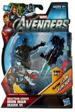 Marvel The Avengers Concept Series Reactron Armor Iron Man Mark VI