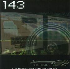 Ultimix 143 CD Ultimix Records Pink,Leona Lewis,AC/DC,Mariah Carey,Basshunter