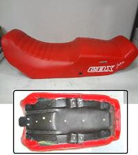 "SELLA saddle sport HONDA CBX 750 F rossa red - ""Giuliari"" 4172 - adattabile"