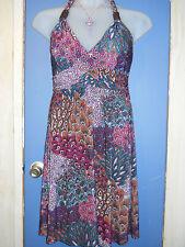New STretcHY Sundress NWT Sun Dress Women's Size XL X-Large 13 14 15 16 Clothes
