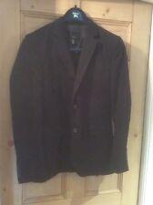 """H&M Black Smart Suit Jacket 36"""""""