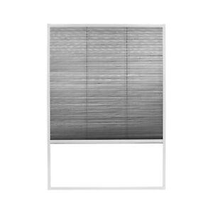 Fliegengitter Insektenschutz Dachfenster Plissee Alurahmen Bausatz