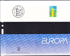 Europa Cept 2000 Russia booklet ** mnh (A2014) ROCK BOTTOM