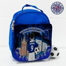 Everton Boys Blue School Lunch Bag Kids Insulated Football *Personalised* CF06