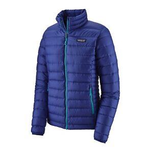 Patagonia Women's Down Sweater Jacket - Cobalt Blue - CBCU - L / Large