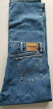 WRANGLER RUGGED WEAR Men Classic Fit Cotton Denim Work Jean - 40x30 Blue 35001AI
