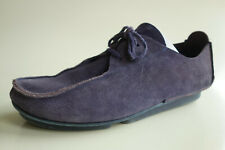 TRIPPEN Germany - Women's PENNA Leather Loafer MOCCAsin f purple US9 EU40 UK7