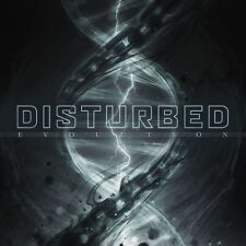 Disturbed Evolution Deluxe Edition CD - Release October 2018