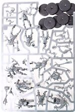 Warhammer 40k Death Guard Nurgle Poxwalkers set of 10 miniatures on sprue