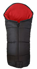 Deluxe Footmuff / Cosy Toes Compatible with Mountain Buggy Duet One Swift Nano -