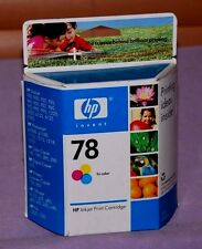 Genuine HP 78 Tri-Color Ink Cartridge C6578DN - New Sealed