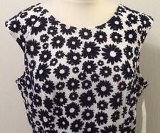 Mark Anthony Navy Print Daisy Dress (BNWT) Size Eur 46