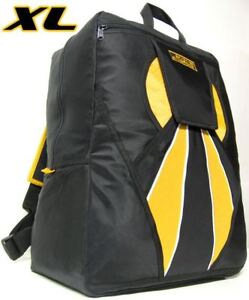 Skydiver Syndrome Gear Bag Parachute Rig Skydiving Container Backpack Yellow S19