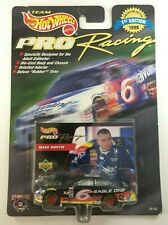 1998 HOT WHEELS PRO RACING EAGLE ONE #6 RUBBER TIRES NASCAR 1st dc67