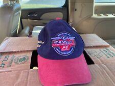 Formula 1 Racing Hat Vintage Strapback Cap 2003 indy