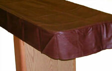 """16"""" SHUFFLEBOARD TABLE PREMIUM DUST COVER -CLOTH BACKING-PROTECT YOUR INVESTMENT"""