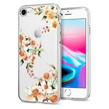 iPhone 8 Plus/8, 7 Plus/7 Case Genuine SPIGEN Liquid Crystal TPU Cover for Apple