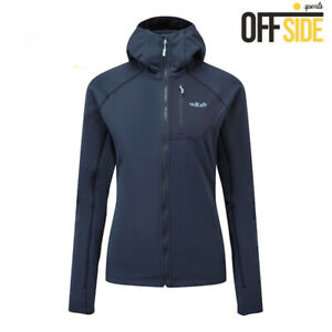 High Quality Rab Womens Superflux Hoody Fleece Jacket RRP £90