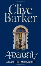 Absolute Midnight (Books of Abarat, Book 3) by Barker, Clive | Paperback Book |