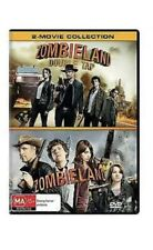 Zombieland 1 (2009) and 2: Double Tap [Dvd][Region 2] 2 Movie Collection