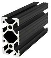 80/20 1020-Black-72 Framing Extrusion,T-Slotted,10 Series