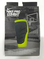 Nike Pro Combat Hyperstrong Compression Shin Sleeve Size Large