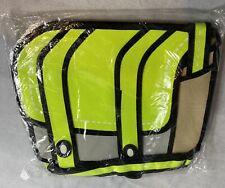 3D Drawing Comic Cartoon Satchel Shoulder Bag Illuminas Yellow Smart Cool