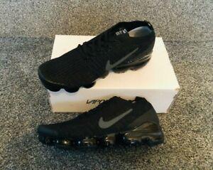 Nike Air VaporMax Flyknit 3 Black Size UK 9.5/EU44.5