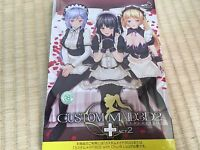 KISS Custom Maid 3D2 ACT.2 Windows PC Game additional elements New from Japan