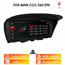 """For BMW 3/5 Series E90 E60 CCC 8.8"""" Android 10 4GB+64GB Car GPS Navi Stereo IPS"""
