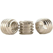 """WindTech TA-2 1/4""""-20 Male to 3/8""""-16 Male Thread Adapter, 3-Pack"""