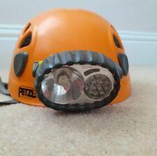 Petzl Spelios caving helmet