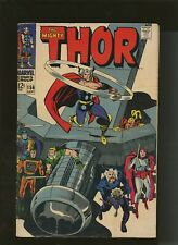 Thor 156 VG+ 4.5 * 1 Book Lot * Hammer & The Holocasut by Stan Lee & Jack Kirby!