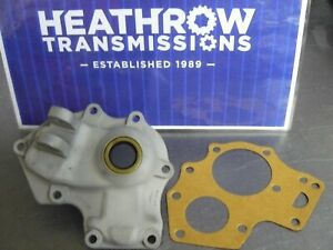 MORRIS MINOR Gearbox Smooth Case 948/803 Front Cover Oil Seal Conversion RHD