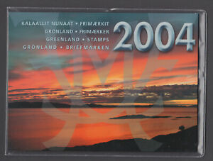 Greenland Official Sealed Year Pack 2004