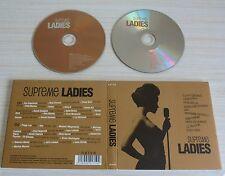2 CD ALBUM DIGIPACK COMPILATION SUPREME LADIES VARIOUS ARTIST 30 TITRES 2012