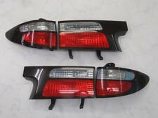 Toyota estima ebay jdm 00 03 toyota estima previa acr30 acr40 taillights lights lamps set oem fandeluxe Images